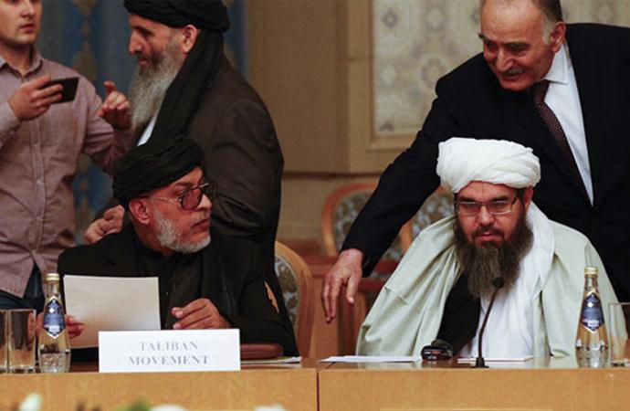 Pentagon'dan sızdırılan Afganistan barış planı