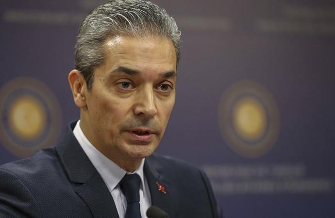 'Avrupa KonseyiGözlem Misyonu ile her türlü iş birliği yapıldı'