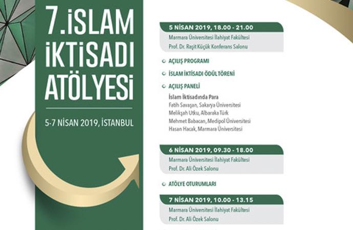 """""""İslam İktisadı Atölyesi"""" Etkinliği"""