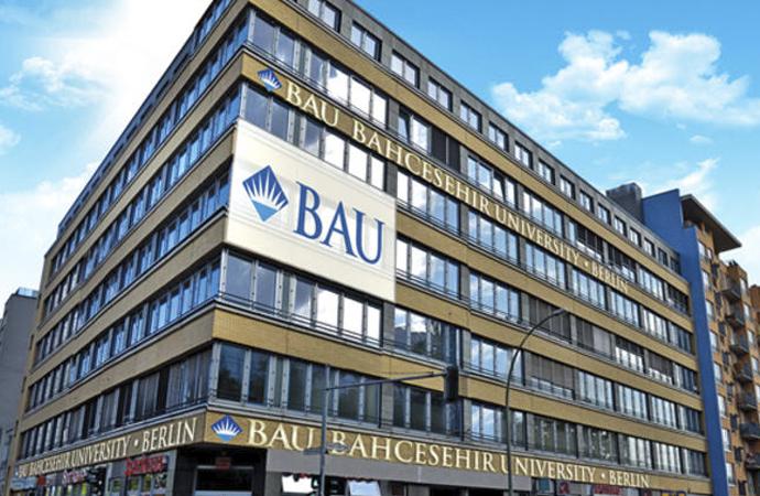 Berlin'de, Türkiye merkezli üniversite tescillendi