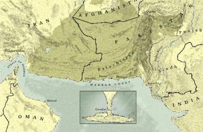 Küresel aktörlerin 'Belucistan' planları