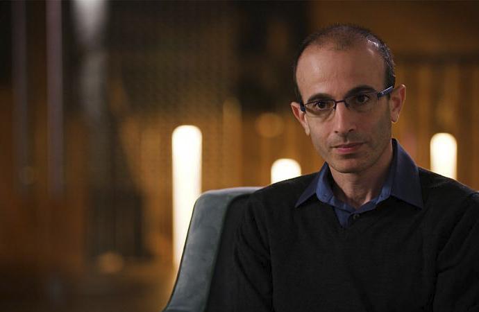 Harari: 'George Orwell'in hayal ettiğinden çok daha fazlası'