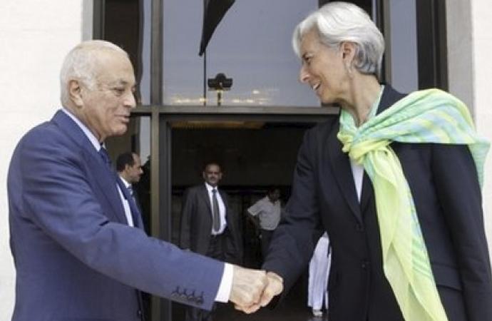 IMF, Mısır'ı 12 milyar dolara bağlamıştı, 2 milyarı Temmuz'da ödenecek