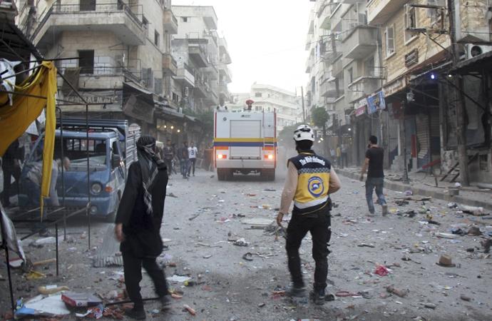 """""""Hastaneleri bombalamanın neresi orantılı?"""""""
