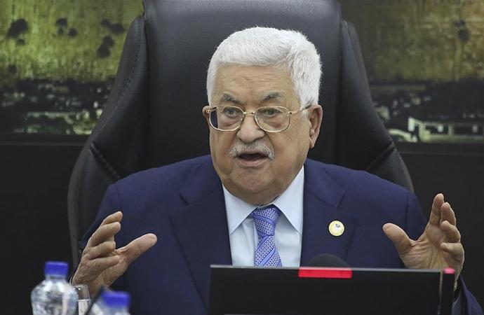 """Arap liderlere """"Filistin halkının çıkarları""""nı savunma çağrısı"""