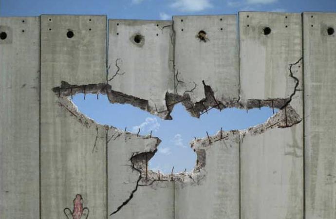 Ayrım Duvarı'nı geçmek isteyen Filistinli genç şehid edildi
