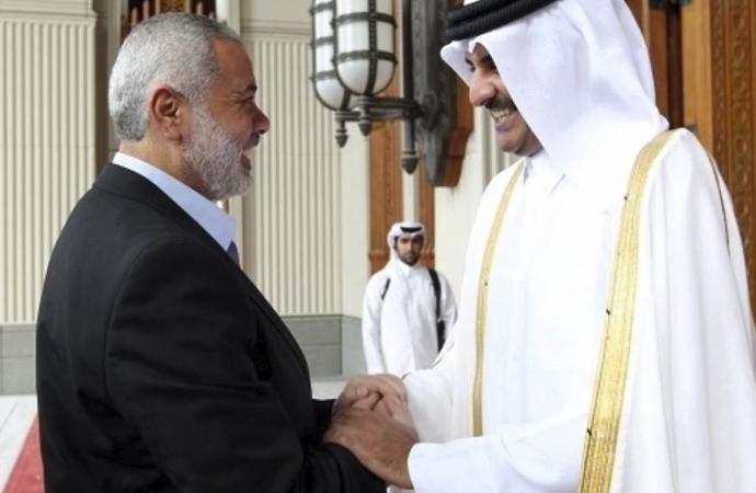 Katar'dan Gazze ve Batı Yaka'ya 480 milyon dolar