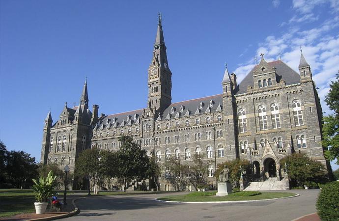 Üniversitede rüşvet skandalı