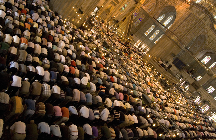 Şehri Ramazan Kapıda