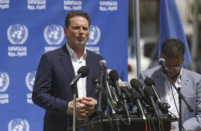 BM'nin Filistinlilere Yardım Ajansı da hedefte