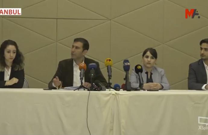 Öcalan'ın mesajı sonrası açlık grevleri sona erdi