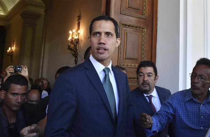ABD destekli Guaido ile Maduro hükümeti müzakerede