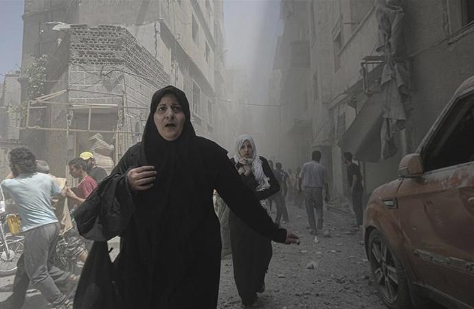İdlib'te kan akmaya devam ediyor