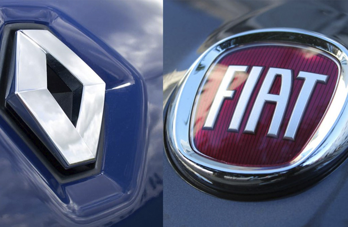 Fransız ve İtalyan otomobil şirketleri birleşmeye çalışıyor