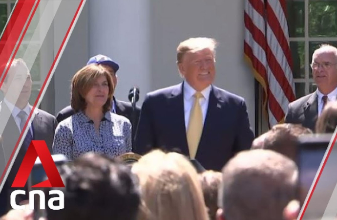 Trump, yeniden adaylık için sahaya çıktı