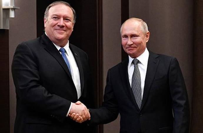 ABD'den Rusya'ya 8 maddelik Suriye planı