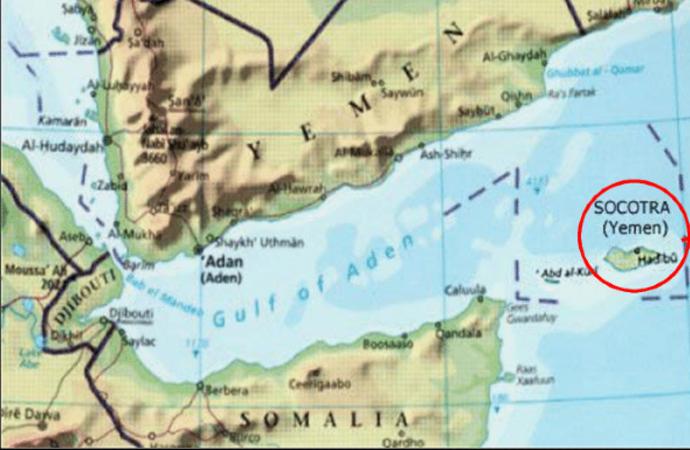 BAE, Yemen'in Sokotra adasından çekildi