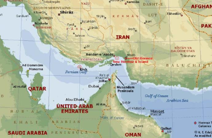 İran kendi toprakları üzerinde ABD'ye ait İHA'yı düşürdü