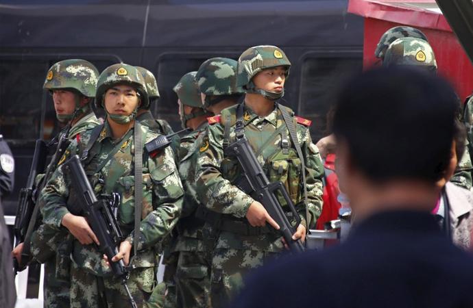 'Maddi destek alan cemaatler Çin'e suskun' iddiası