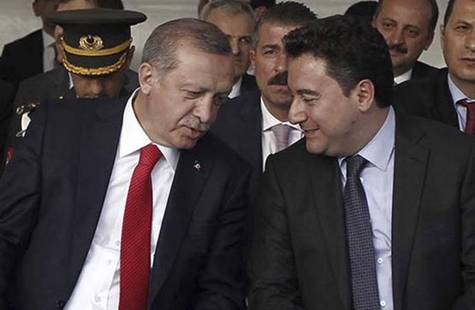 Cumhurbaşkanı Erdoğan ile Ali Babacan görüşmesi üzerine