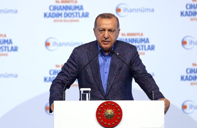 Erdoğan: 'Tarih, Mursi'nin şehadetine yol açan zalimleri asla unutmayacaktır'