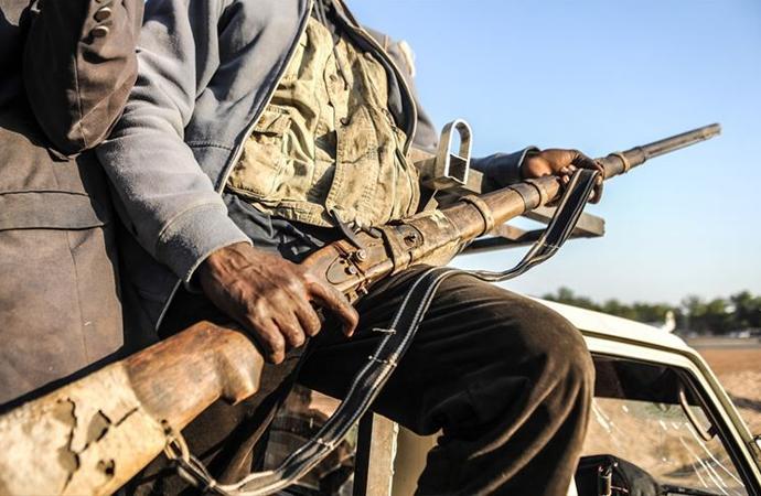 Afrika'ya müdahale aracı: Yerel Silahlı Örgütler