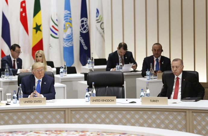 G-20 liderler zirvesi ikinci gün toplantıları