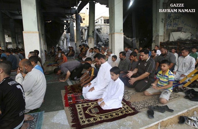 İslam aleminin bayramını tebrik ediyoruz