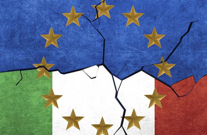 İtalya'ya karşı Avrupa 'disiplin prosedürü' başlatıyor