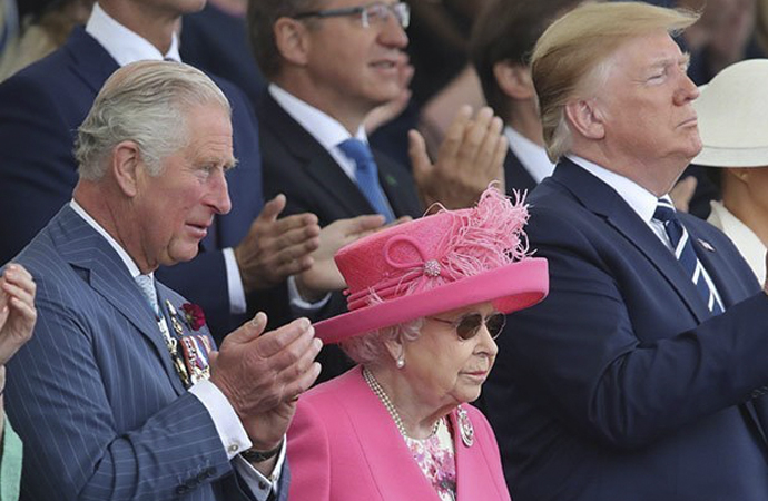 Trump, Brexit için İngiltere'yi kaşıyor!