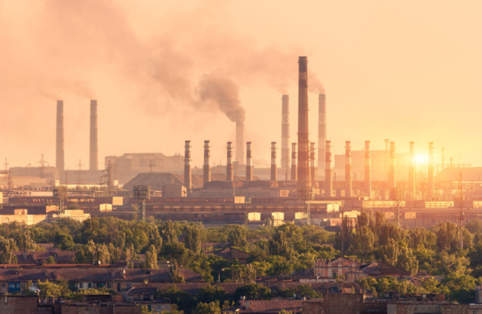 Dünyanın havasını en çok kirleten iki ülke