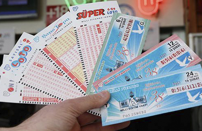 Geçen yıl oynatılan kumar oyunlarından 1.6 milyar gelir!