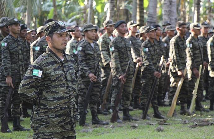 Moro kamplarında sivilleşme süreci başlıyor