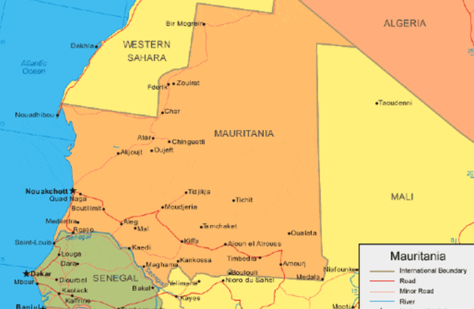 Moritanya'da Cumhurbaşkanlığı seçiminin ilk etabı bugün