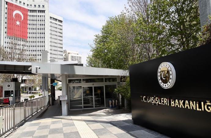 Ankara'dan ABD'ye 'ikiyüzlülük' eleştirisi