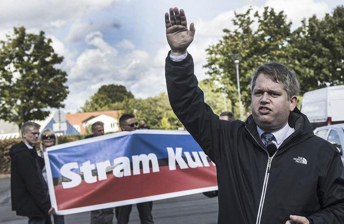 Danimarka'da Kur'an yakarak provokasyon çabası