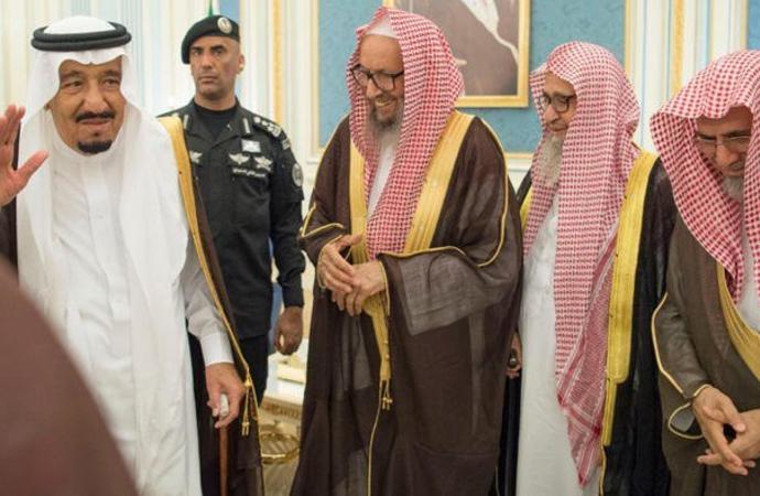 Suudi 'alimler' Suud siyasi çizgisinde!