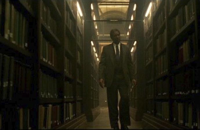 Kütüphanelerle ilgili ilginç soru