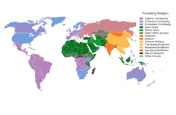2050 ve 2100 yıllarında dünya nüfus tahmini