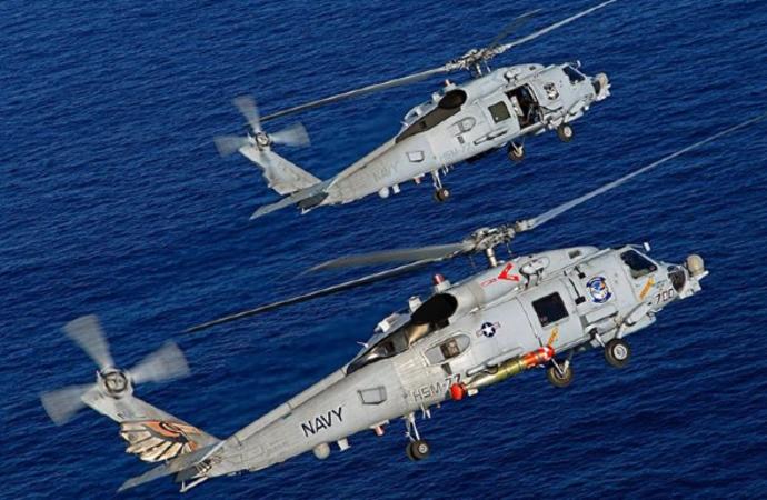 NATO'ya daha çok destek sağlaması için, Yunanistan'a ABD'den helikopter satışı
