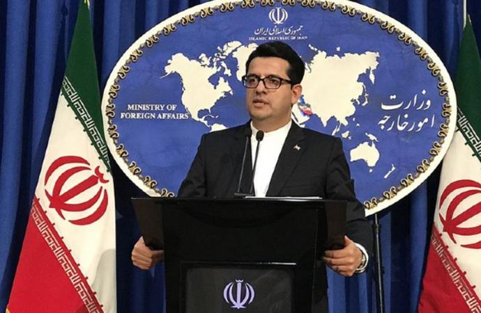 'Tek Çin' politikasına İran'dan açık destek