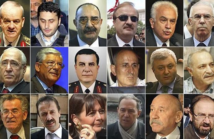 Ergenekon'da karar: 'Varlığı ispat edilemedi'