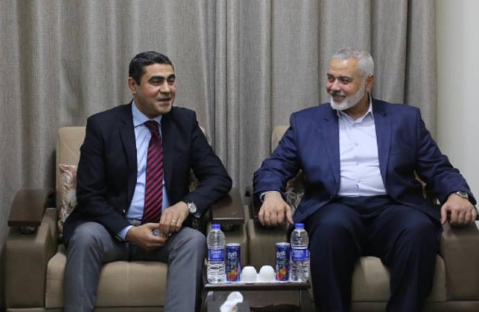 Hamas, Mısır heyetiyle 'uzlaşı ve çatışmasızlığı' görüştü