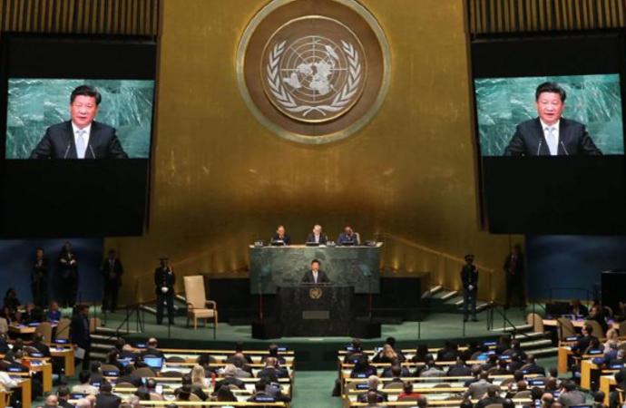 Uygurlara karşı Çin'e 37 ülkeden imzalı destek