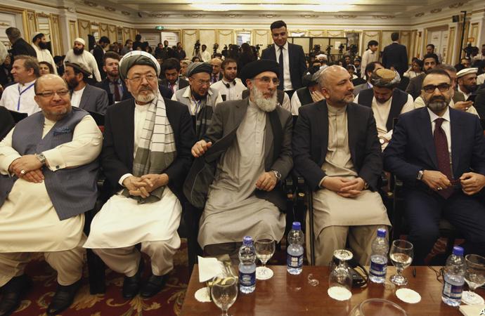 Taliban siyasi heyetinde kim kimdir?
