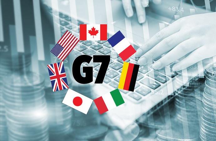 G7'nin yeni gündemi 'Dijital vergi, Libra ve Siber dünya