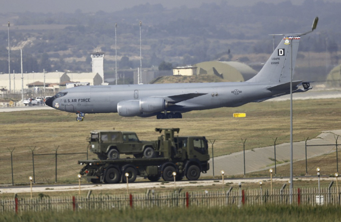 'İncirlik dahil 6 üste ABD nükleer silahları' iddiası