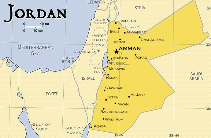 İngiliz etkisindeki Ürdün yeni ittifak arayışında