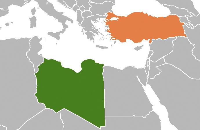 Türk dış politikasında Libya'nın önemi