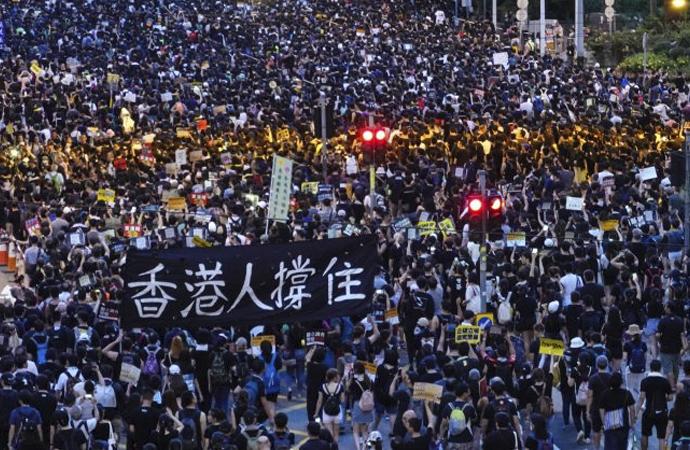 İngiltere, ABD ve Avrupa'nın tutumu Çin'i kızdırdı